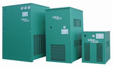 sullivan palatek refrigerated compressed air dryers