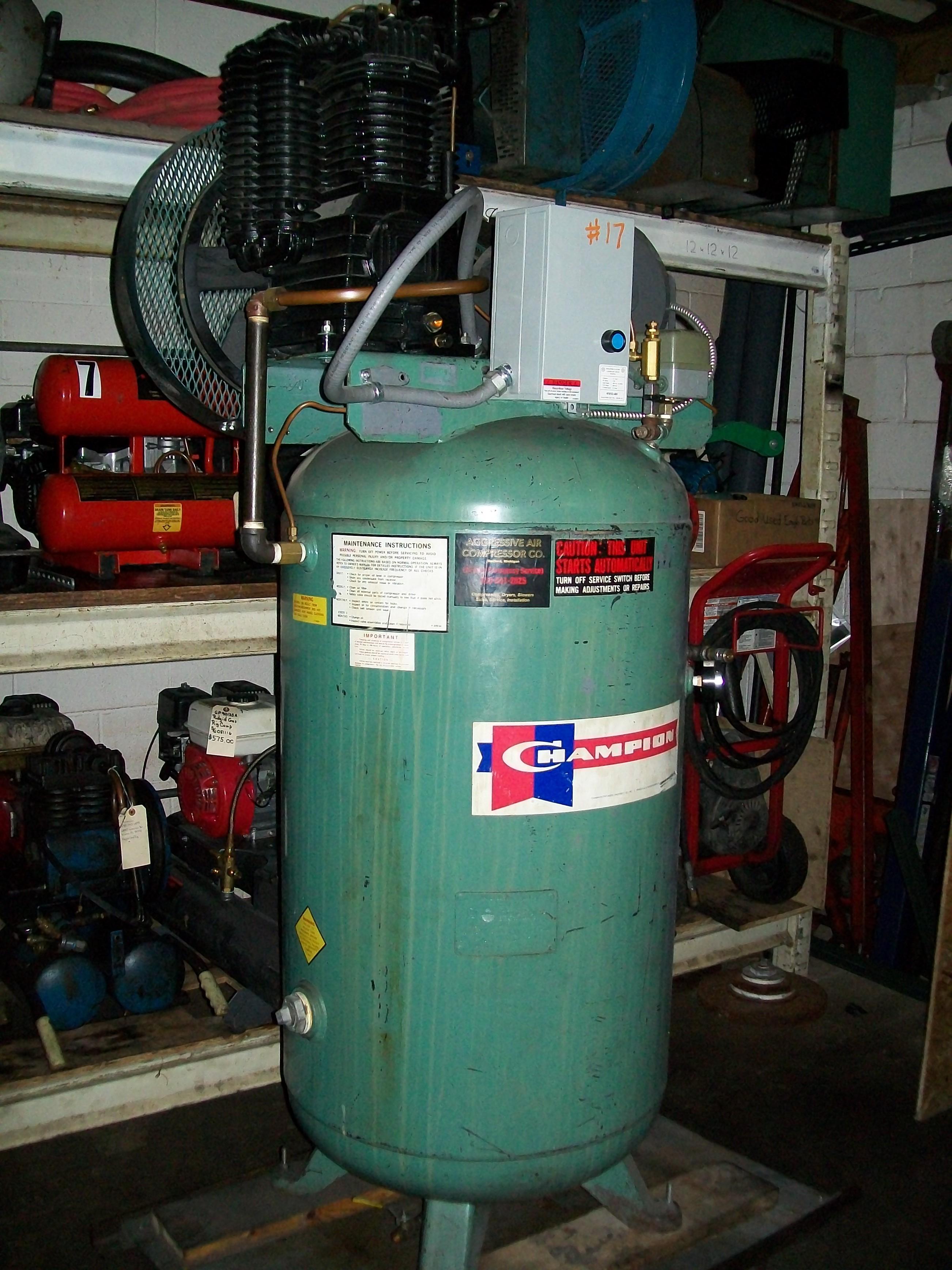 Air Compressor Rental Detroit Aggressive Air